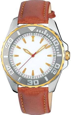 круглые наручные часы