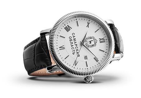 Заказать часы с символикой