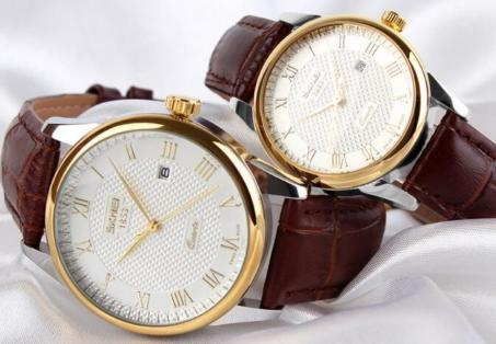 Парные модели наручных часов