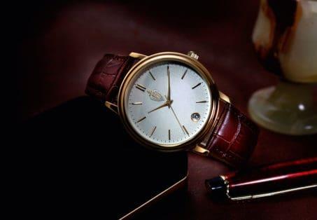 Наручные швейцарские часы в подарок
